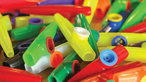 The Kazoo Factory