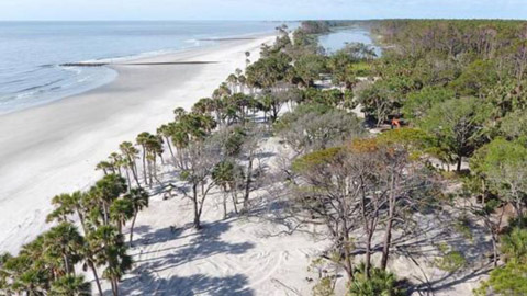 Beach Information For Beaufort Sc