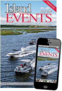 Island Events July 2020